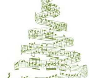 Vabilo na novoletni koncert 2016