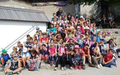 4. razred na Šmarni gori